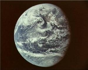 Worldview, Apollo 11