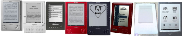 ebooks, eReading