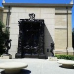 Rodin, Gates of Hell, Cantor Art Center