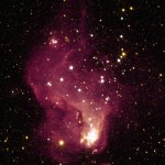 Galaxy NGC 6822