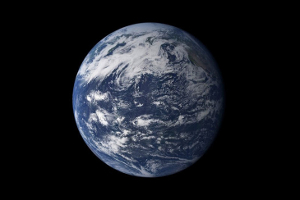 Blue Water Planet