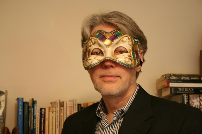 Harlequin, Commedia del'Arte, December 31, 2012