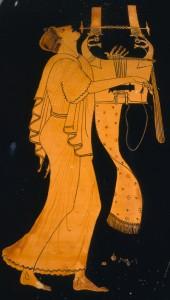 Rhapsode Amphora