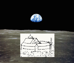 Earthrise Press The Globe